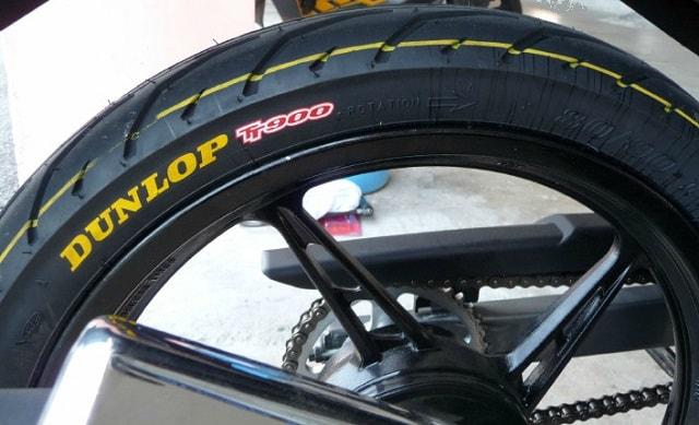 Vỏ xe Dunlop TT900