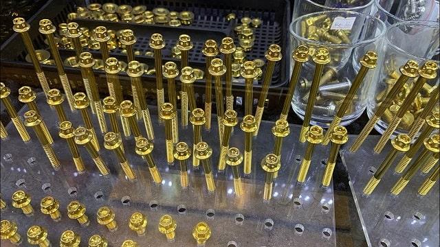 Ốc Titan Vàng