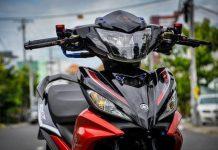 Tay Côn Biker Cho Exciter 135
