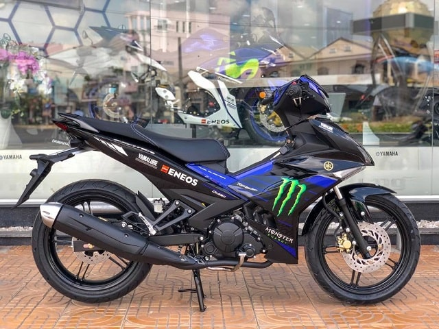 Exciter 2020 Monster Energy
