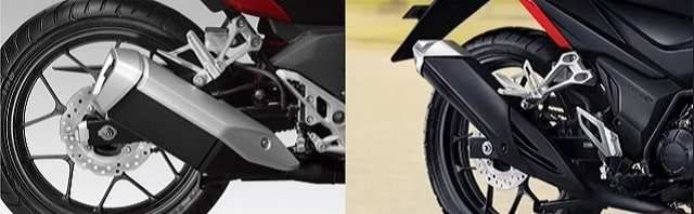 Pô Winner X vs GTR