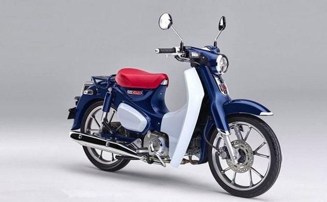 Honda-Cub-C125