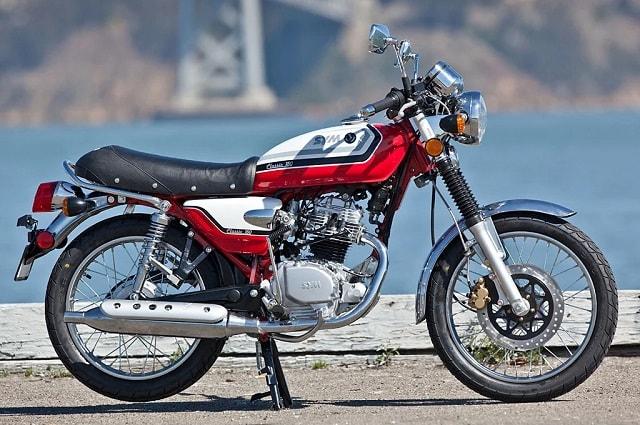 SYM-Wolf-Classic-150